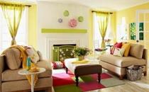 33 kiểu phòng khách tươi tắn chào xuân hè 2013